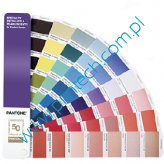 Wzornik Pantone Specialty Metallics & Pearlescents for Product Design