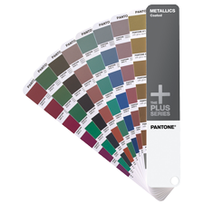 Wzornik PANTONE Plus Series Metallic Formula Guide Coated