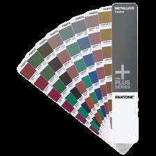 Wzornik PANTONE Plus Series Metallic Formula Guide Coated