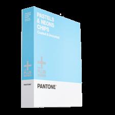 Wzornik PANTONE Plus Series Pastels & Neons Chips