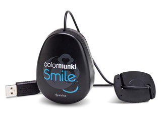 Kalibrator do monitora X-Rite ColorMunki Smile