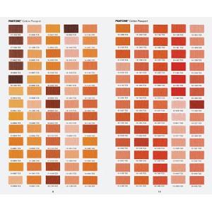 Wzorniki Pantone Fashion Home + Interiors Cotton Passport karta kolorów - Pantone FFIC200