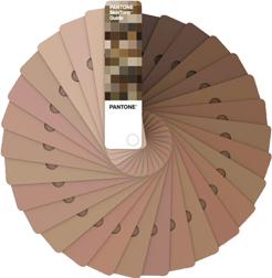 Wzorniki Pantone Skintones Guide - Pantone STG201 - Wzornik Pantone reprodukcji odcieni skóry - Wzorniki próbniki kolorów Pantone Wrocław