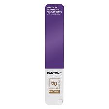 Wzorniki Pantone Fashion & Home Specialty Metallics & Pearlescents for Product Design - Pantone SMPG100 - Wzorniki próbniki kolorów Pantone Wrocław