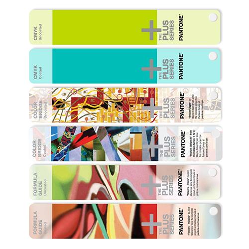 Wzorniki Pantone Plus Essentials - GPG301