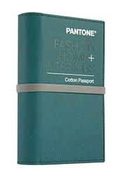 Wzorniki Pantone Fashion Home + Interiors Cotton Passport - Pantone FFIC200