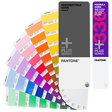 Próbnik kolorów wzornik Pantone Plus Designer Field Guide Solid Coated