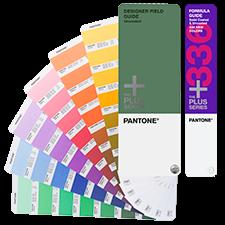 Próbnik kolorów wzornik Pantone Plus Designer Field Guide Solid Uncoated