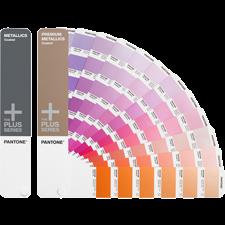 Wzorniki Pantone Metallics, Pastels & Neons - Wzorniki Pantone Metallics Coated