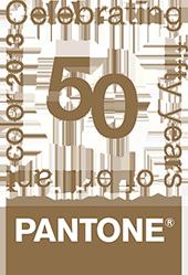 Wzorniki próbniki kolorów Pantone - 50 lecie powstania firmy