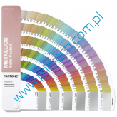 Wzornik Pantone Metallic Guide