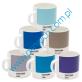 Zestaw filiżanek Pantone Espresso set - Mixed Blues