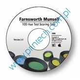 Farnsworth Munsell 100 Hue Scoring System Software